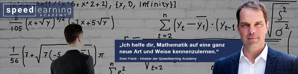 Speedlearning Headerbild Mathe Insider