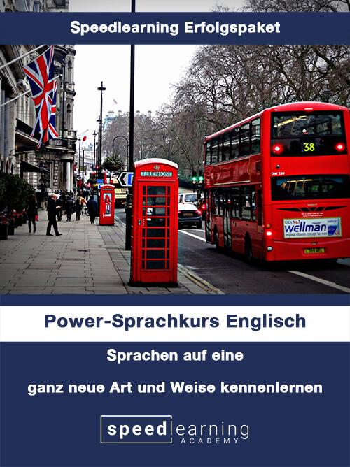 Produkt Power-Sprachkurs Englisch