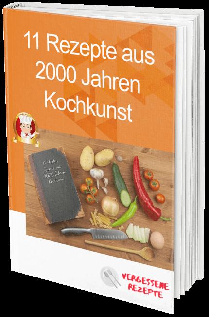 Kochbuch geheime Rezepte
