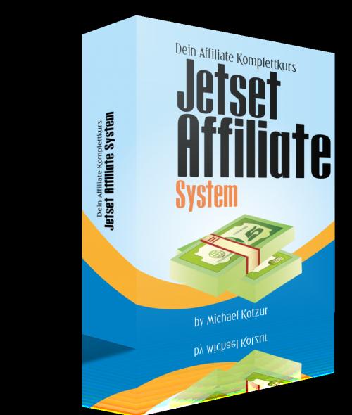Jetset Affiliate System,