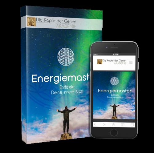 Energiemaster, Maxim Mankevich, Köpfe der Genies Akademie