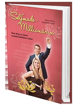 Buch Selfmade-Millionärin