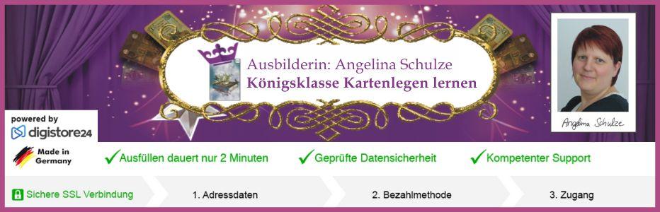 Kartenlegen lernen mit Angelina Schulze