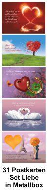 Affirmationen Liebe