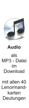 40Audio-Lenormandkarten