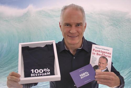 100% Bestform-Geschenkbox