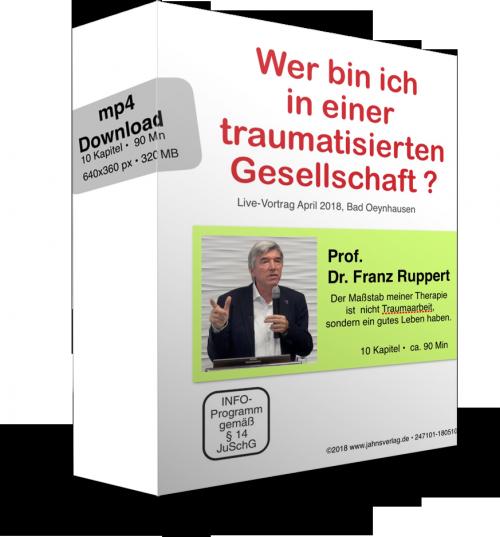 Franz Ruppert, Wer - Vortrag DL