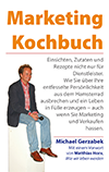 Marketing Kochbuch Cover