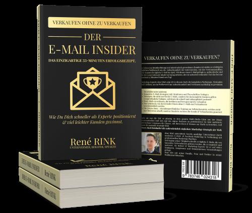TOP Provision! E-Mail Insider BUCH - 5€/BUCH Partnerprogramm