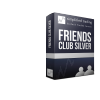 friends club silver