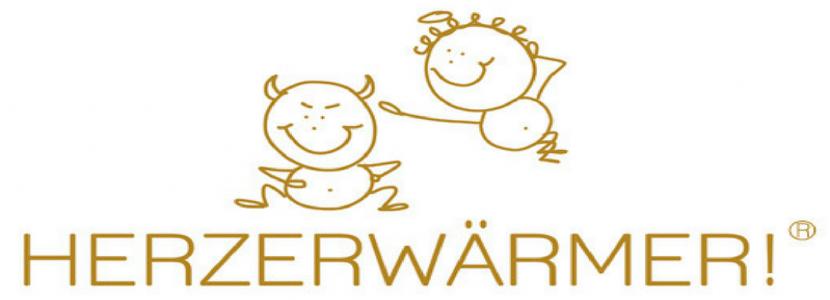 HERZERWÄRMER! Logo