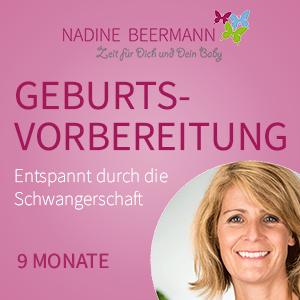 Geburtsvorbereitung Onlinekurs Partnerprogramm