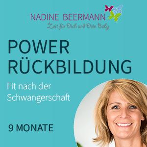 Rückbildungskurs Online von Hebamme Nadine Beermann Partnerprogramm