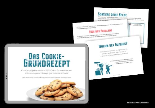 Das Cookie-Grundrezept - nach DSGVO