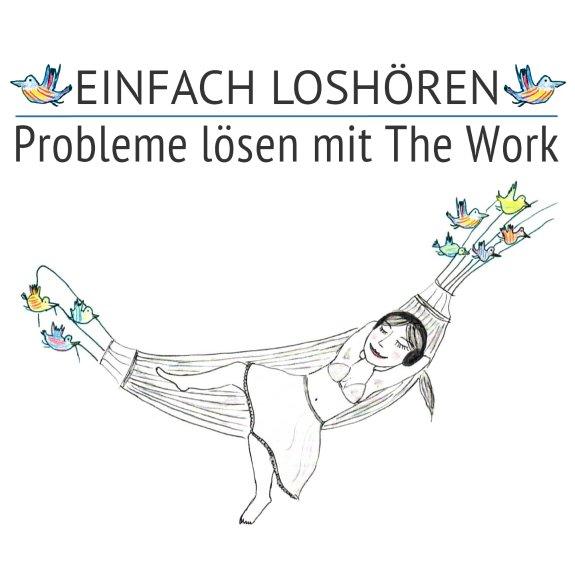 Logo einfach loshören - Probleme lösen mit The Work - The Work