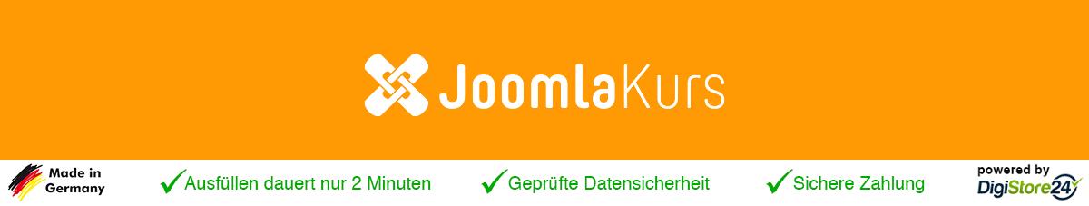 Joomla-Kurs