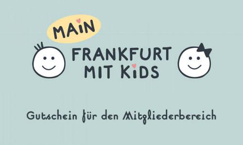 Gutschein Main Frankfurt mit Kids