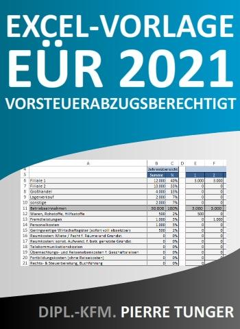 EÜR-2021-Vorsteuerabzugsberechtigt