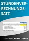 Stundenverrechnungssatz-Cover