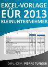 EÜR-2013-Kleinunternehmer-Cover