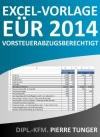 EÜR-2014-Vorsteuerabzugsberechtigt-Cover