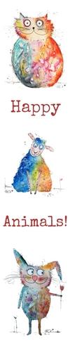 Happy Animals-Kreativkurs