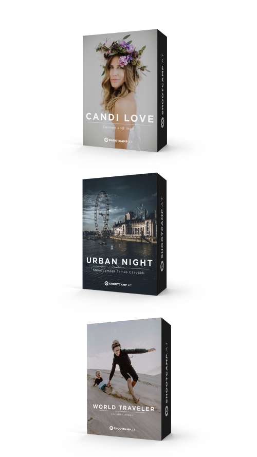 Lightroom Preset Pack