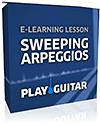 Sweeping Arpeggios - Play-Guitar.de