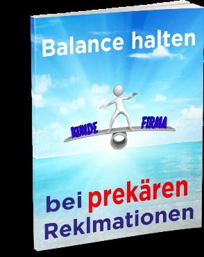 Konfliktlösungen, Balance, kein Streit