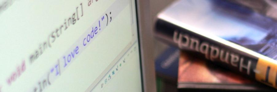 I love code