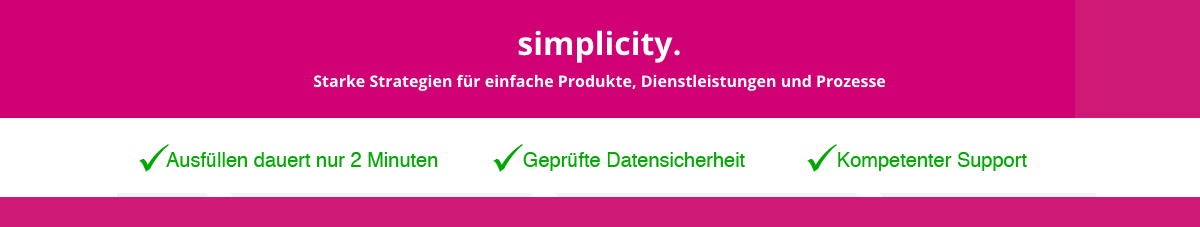 simplicity Digistore Header