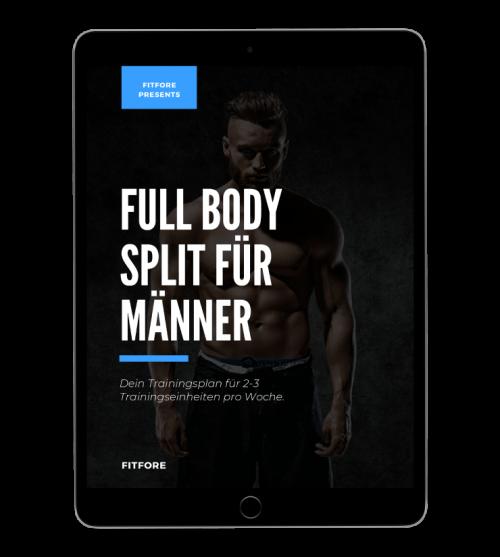 Full Body Trainingsplan