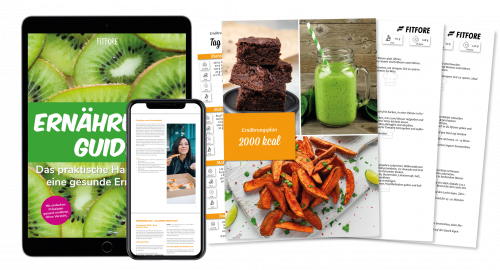 Ernährungsguide eBook   Ernährungspläne
