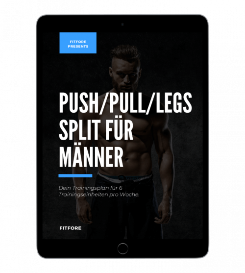 Push/Pull/Legs Trainingsplan