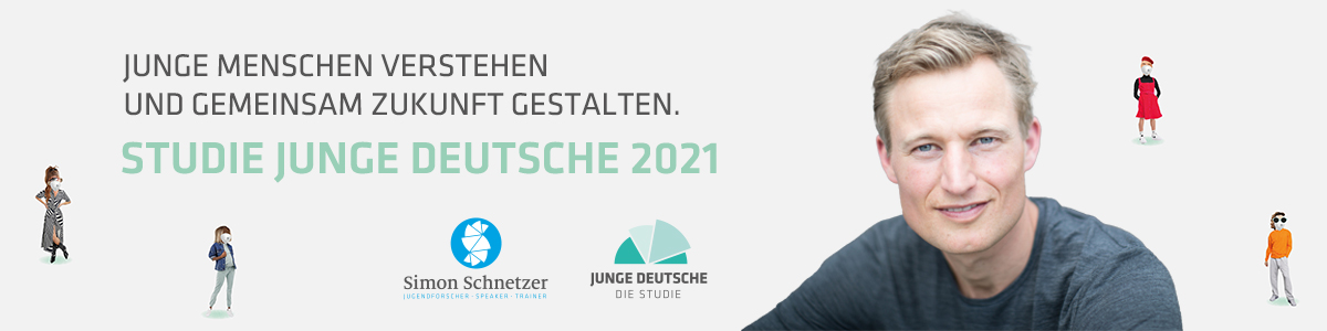 Publikation - Studie Junge Deutsche 2021 - Simon Schnetzer