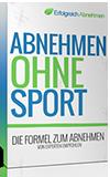 Der Abnehmplan — Abnehmen ohne Sport