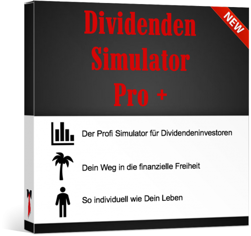 Dividenden Simulator Pro + Box
