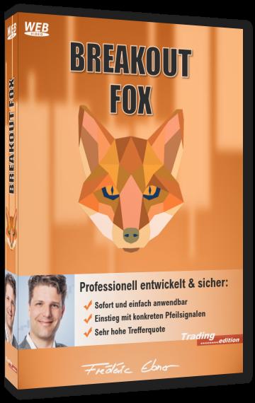 Breakout Fox Cover NEU