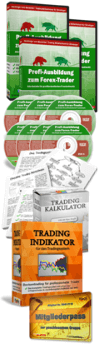 Forex-Trading (Gold) Produktbild
