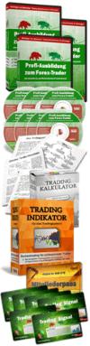Forex-Trading (Gold+) Produktbild