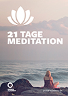 21 Tage Meditation Cover