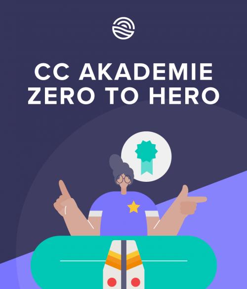 Zero To Hero Online-Kurs der CC Akademie