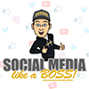 Social Media - Like a Boss - Cover